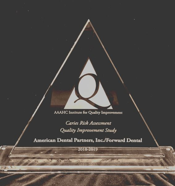 AAAHC Kershner FWD award